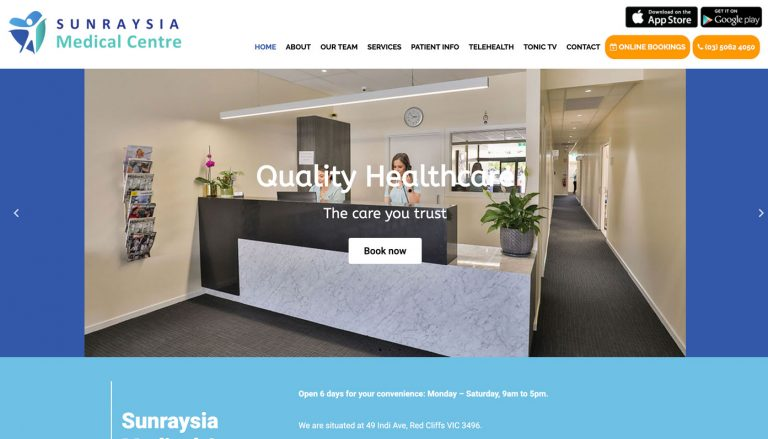 Sunraysia Medical Centre